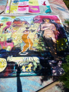 John Cage by Shmulik