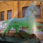 LIFE SIZE HORSE