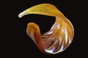 golden leaf 18X 24cm